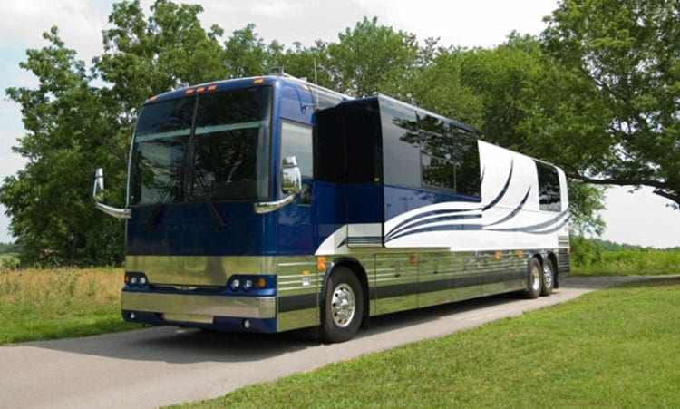 Ms Brandy slide out entertainer coach